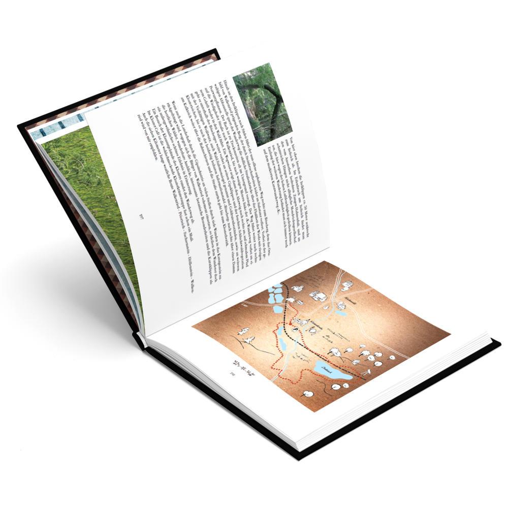 7 Kräuterexkursionen & Wanderungen mit extra Karten