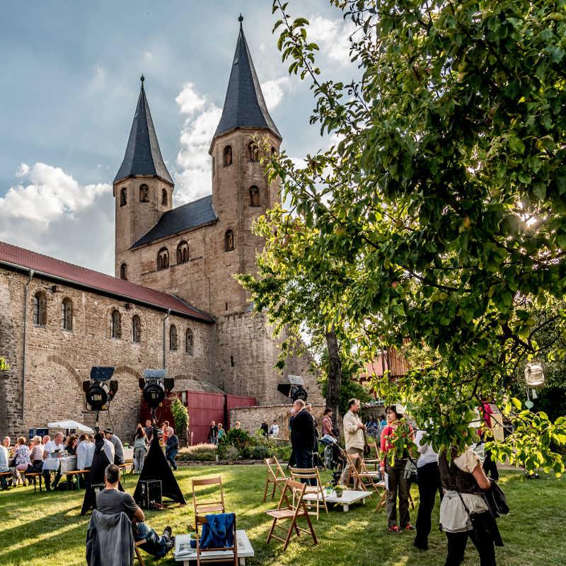Klostergärten Drübeck