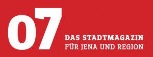 07 / Das Stadtmagazin für Jena und Region
