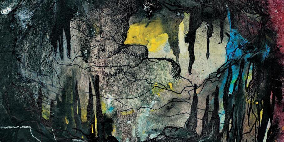 Die Sage von der Entdeckung der Baumannshöhle