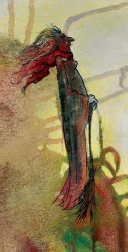 Walpurgisnacht, Hexe