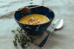 Rezept: Kartoffelsuppe mit Steinpilzen aus Hackus, Knieste & Runx Munx - Das Rezeptbuch aus dem Harz von Hilde Thoms