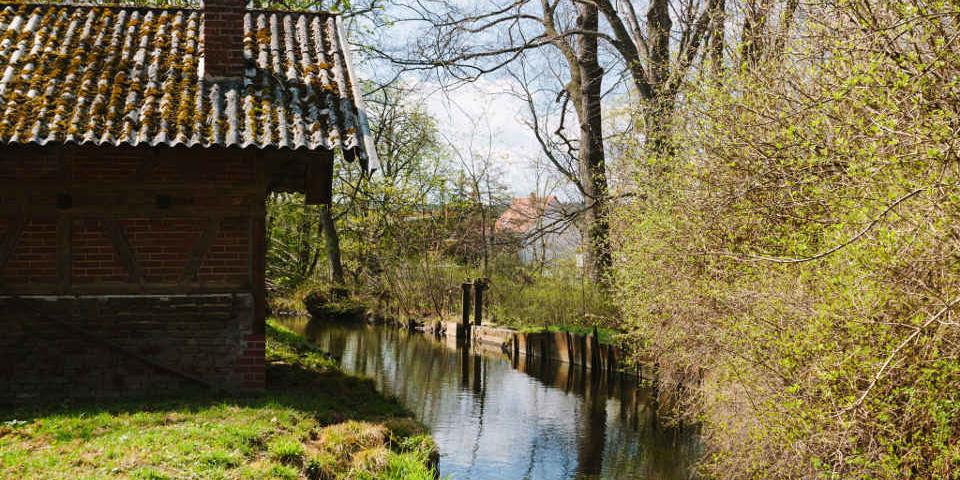 Wassermühle Bischof, Meisdorf