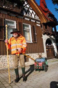 Harzer Originale: Der Extrem-Weltenbummler