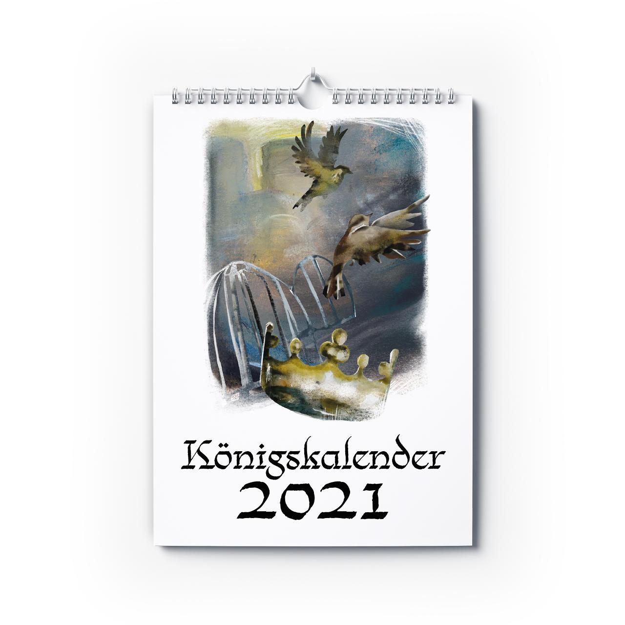 Königskalender 2021
