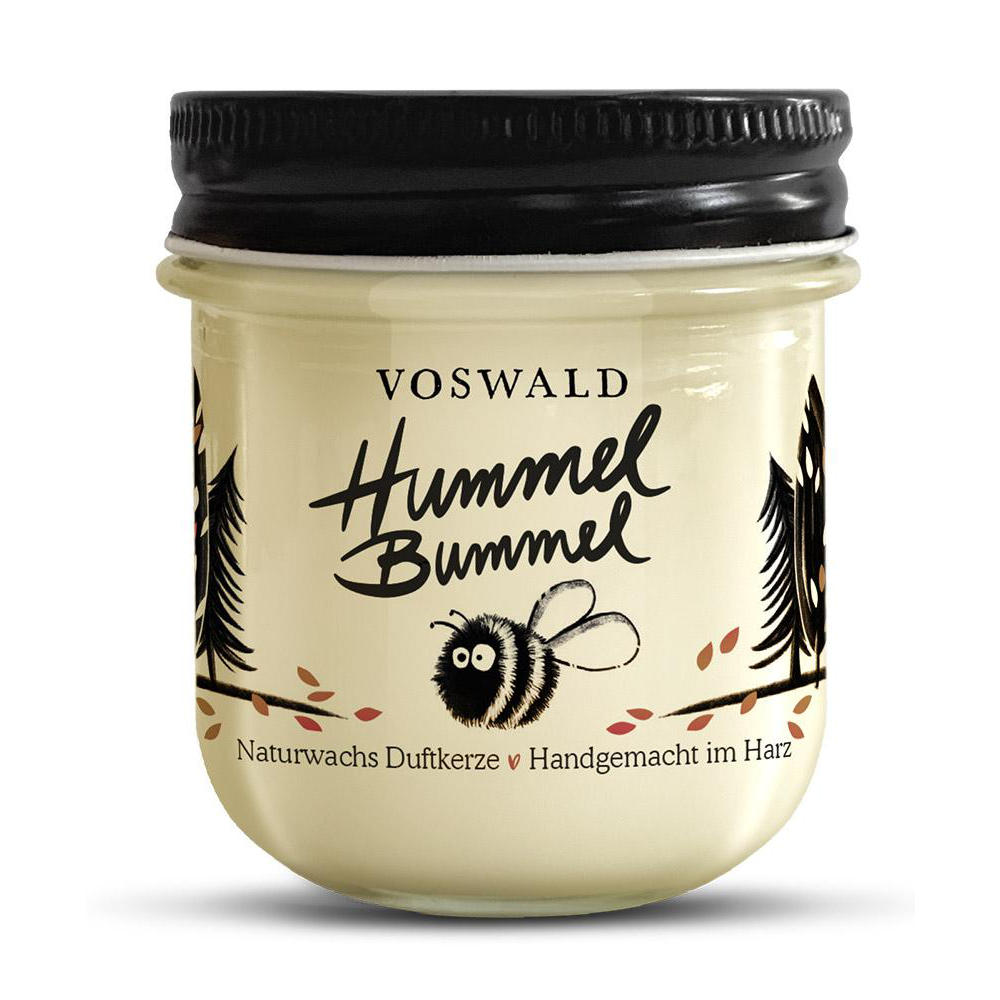 Voswald Duftkerze Hummel Bummel