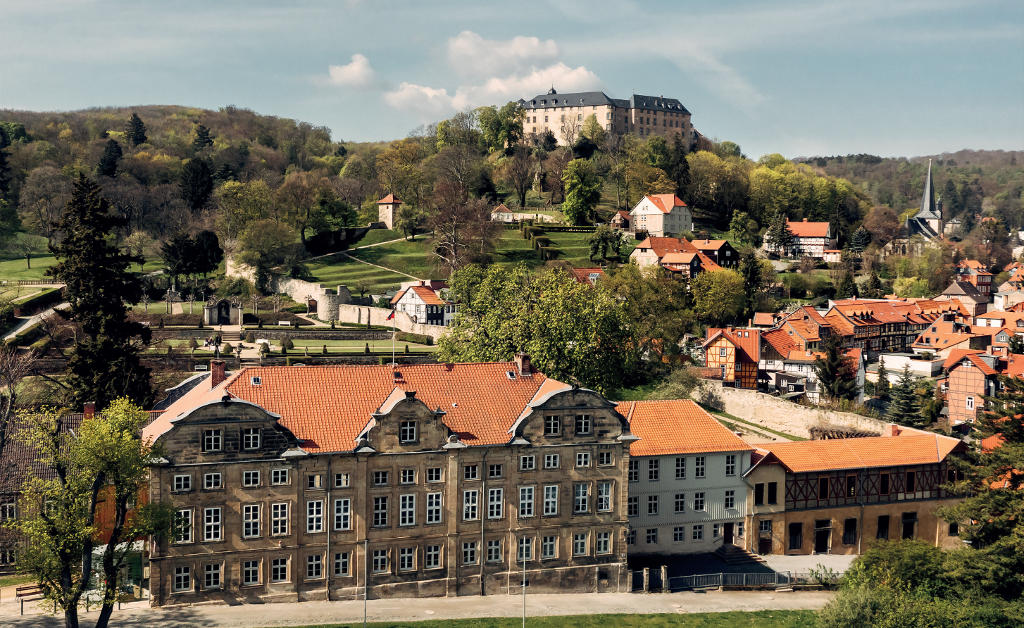 Blankenburger Villen: Schnappelberg 6: Das kleine Schloss