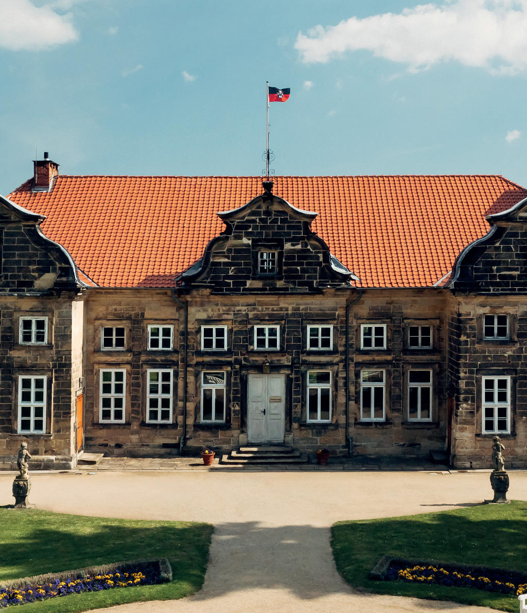 Villen in Blankenburg: Das kleine Schloss, Schnappelberg 6